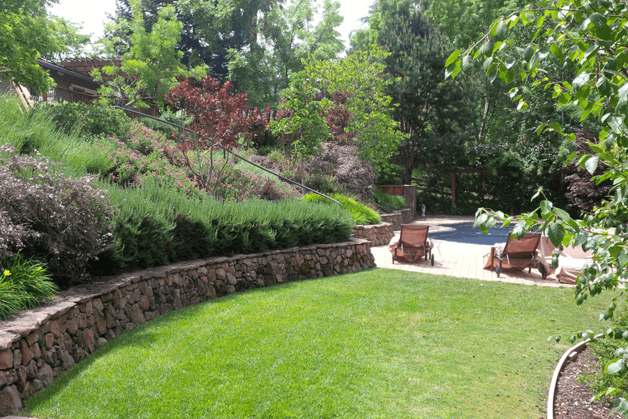 Award Winning Landscape Backyard Design Elemental Design