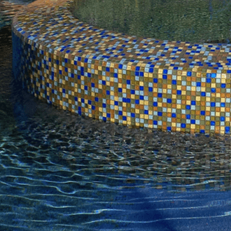 magical pool tile landscape architecture gardens