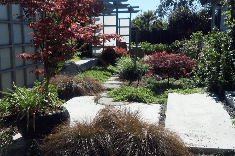 Zen Garden Design Landscape Elemental Design Group