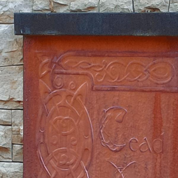 custom metal fabrication home decor copper