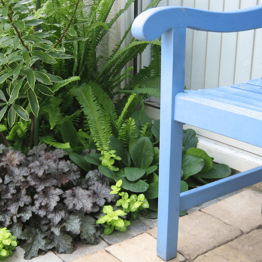 imaginative landscape architecture gardens exterios blue